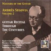 Andrés Segovia - L'organiste, FWV 41: No. 23, Quasi lento (Arr. A. Segovia)