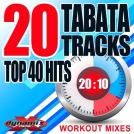20 Tabata Workout Mixes
