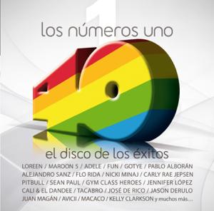 Varios Artistas - Los Números Uno de 40 Principales - El Disco de los Éxitos