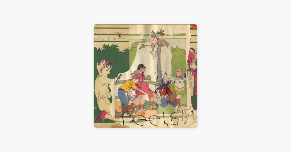 Flesh Canoe - Animal Collective [Download FLAC,MP3]