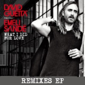 What I did for Love (feat. Emeli Sandé) [Remixes] - EP
