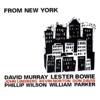 Jazzwerkstatt, New York Box, Vol. 1 ジャケット写真