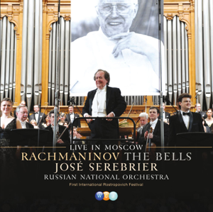 Russian National Orchestra, José Serebrier & Moscow State Chamber Choir - Rachmaninoff: The Bells, Op. 35 (Live)