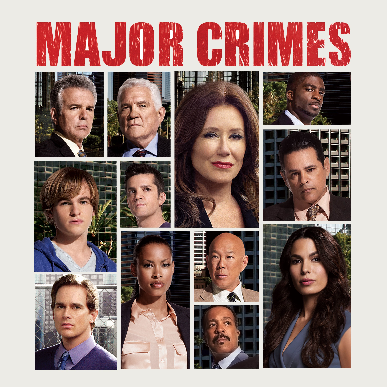 Major Crimes, Season 2 On ITunes