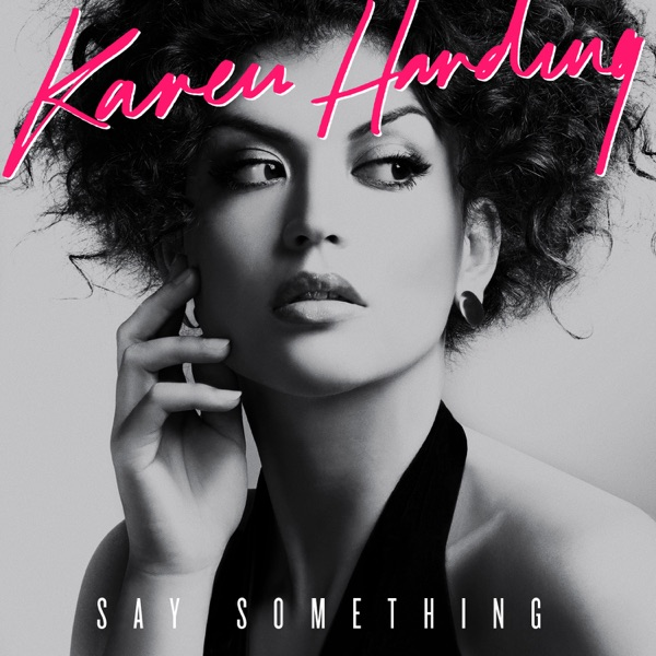 Cover art for Say Something