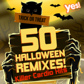 50 Halloween Remixes! Killer Cardio Hits-Various Artists