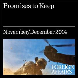 Promises to Keep: Crafting Better Development Goals (Unabridged) audiobook