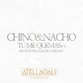 Tu Me Quemas (AtellaGali Dance Remix) [feat. Gente de Zona & Los Cadillac's] - Single