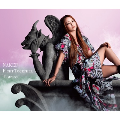 Naked / Fight Together / Tempest - EP - Namie Amuro