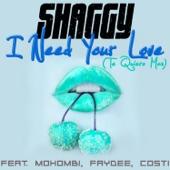 I Need Your Love (Te Quiero Mas) [feat. Mohombi, Faydee & Costi] - Single