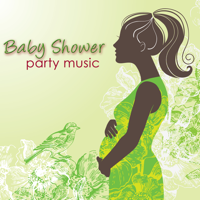 Various Artists - Baby Shower Party Music – Classical Piano Music, Soothing Sounds, Piano Songs for Baby Shower and Special Occasions, Pregnancy and Labor artwork