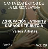Llueve Sobre Mojado (In the Style of Fito Paez & Joaquín Sabina) [Karaoke Version] - Agrupacion LatinHits