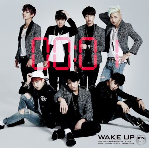 BTS - WAKE UP (通常盤)