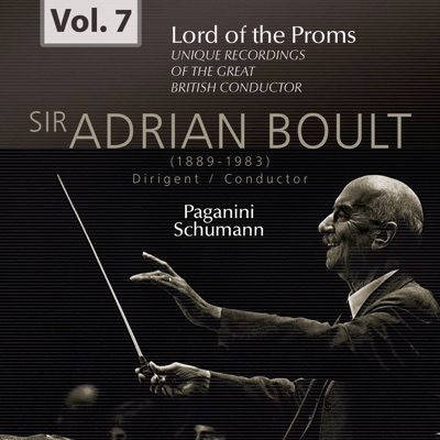 Lord of the Proms, Vol. 7: Paganini & R. Schumann - London Philharmonic Orchestra