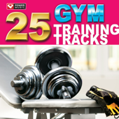 25 Gym Training Tracks (105 Minutes of Workout Music Ideal for Gym, Jogging, Running, Cycling, Cardio and Fitness)