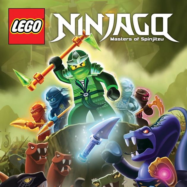 Lego ninjago masters of spinjitzu season 2 on itunes - Ninjago saison 2 ...