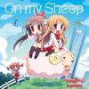 """TV Animation Daitoshokan No Hitsujikai Op Theme """"On My Sheep"""" - EP - Active Planets & August"""