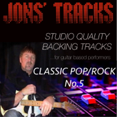 Classic Pop/Rock, No. 5 - Studio Quality Backing Tracks (for Guitar Based Performers)