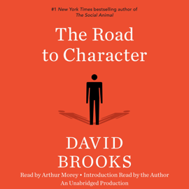 The Road to Character (Unabridged) audiobook