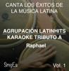 Instrumental Karaoke Series: Raphael, Vol. 1 (Karaoke Version) - Agrupacion LatinHits