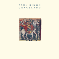 Paul Simon - Graceland artwork