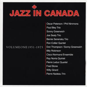 Jazz In Canada Vol.1