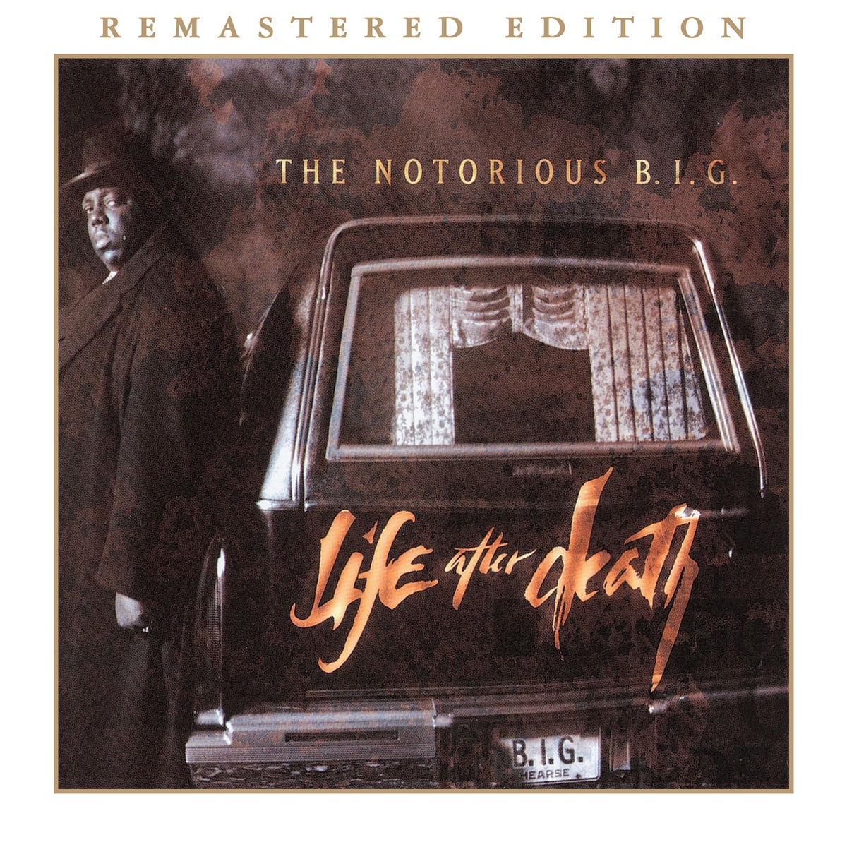 Life After Death Remastered Edition The Notorious BIG CD cover