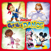 Disney Junior Get Up and Dance - Various Artists - Various Artists