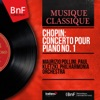 Chopin: Concerto pour piano No. 1 (Mono Version) ジャケット写真