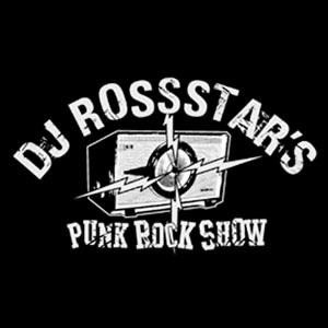 Cover image of DJ Rossstar's Punk Rock Show on idobi Radio