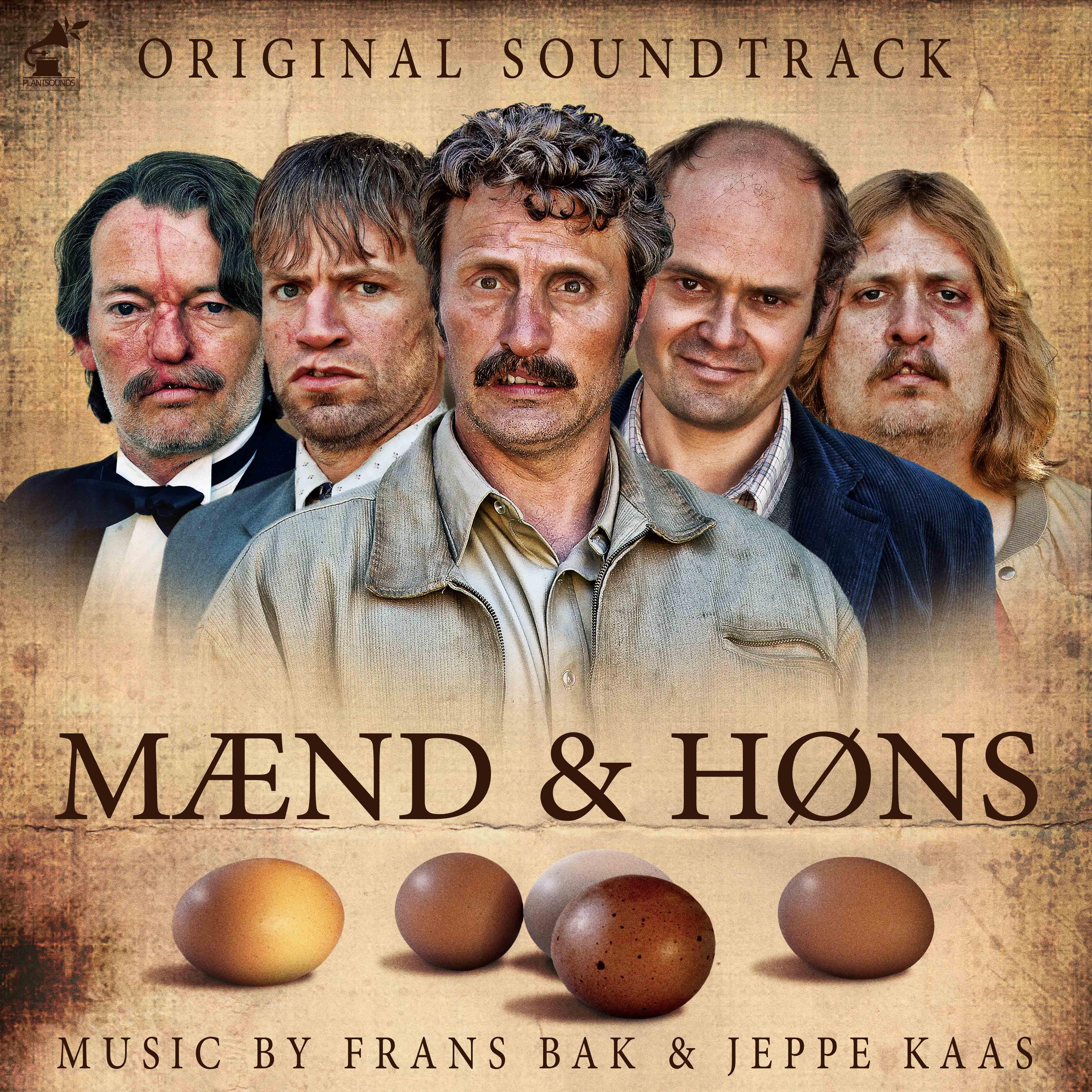 Mænd & Høns (Soundtrack)