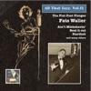 All That Jazz, Vol. 15: Fats Waller – The Flat Foot Floogee