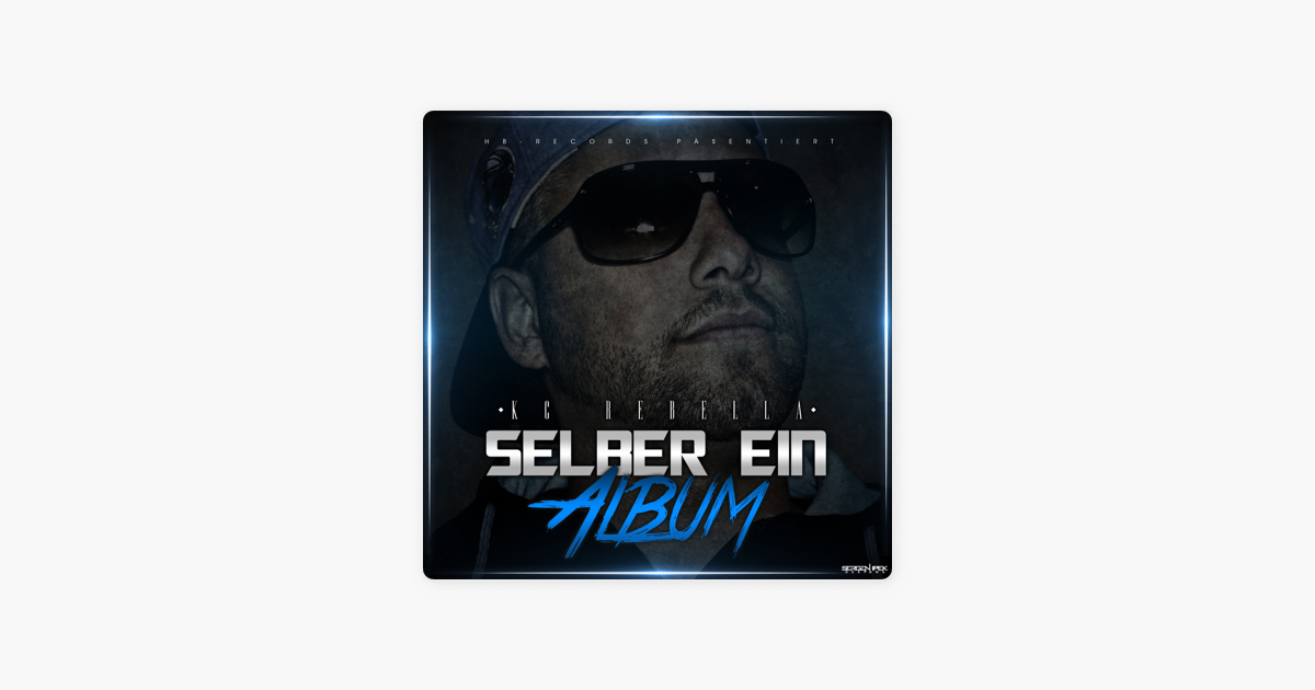 kc rebella selber ein album