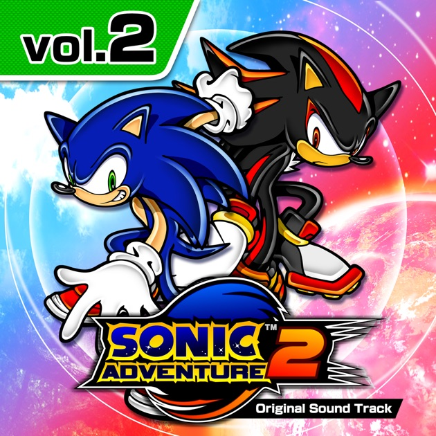 52adc0e2110f6 Sonic Adventure 2 (Original Soundtrack), Vol. 1 by Various Artists on  iTunes