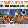 The Dave Brubeck Quartet - Time Out (50th Anniversary Legacy Edition)  artwork