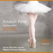 Pointe to Pointe - Solo Piano Music for Intermediate Pointe Class