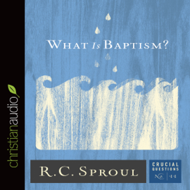 What Is Baptism?: Crucial Questions Series, Book 11 (Unabridged) audiobook