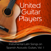 Instrumental Latin Songs on Spanish Acoustic Guitars, Vol. 1
