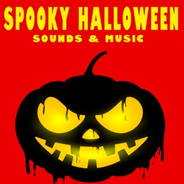 Spooky Halloween Sounds and Music by The Hollywood Edge Sound ...