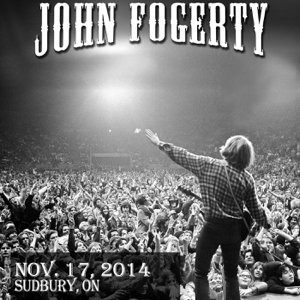 John Fogerty - 2014/11/17 Live in Sudbury, ON