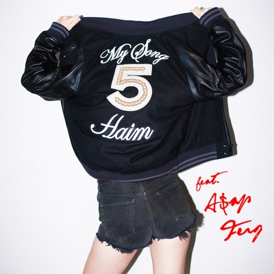 My Song 5 (feat. A$AP Ferg) [Remix] - Single MP3 Download