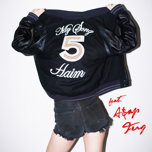 My Song 5 (feat. A$AP Ferg) [Remix] - Single