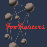 Foo Fighters - The Colour and the Shape (Bonus Track Version) artwork