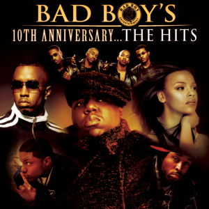 Various Artists - Bad Boy's 10th Anniversary... The Hits
