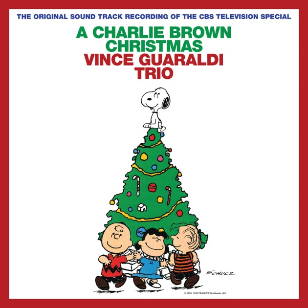 A Charlie Brown Christmas (Expanded Edition) by Vince Guaraldi ...