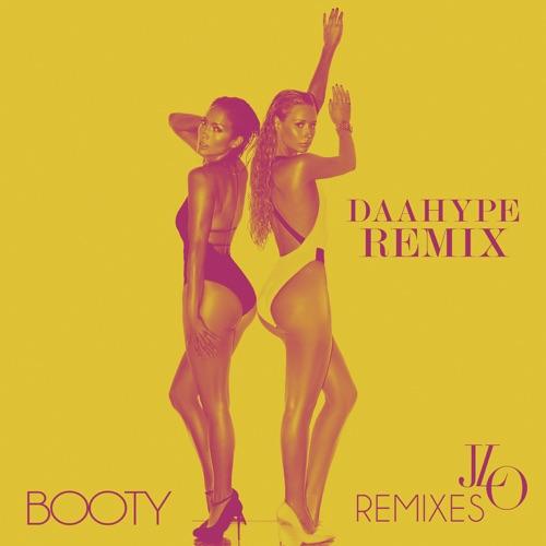 Jennifer Lopez - Booty (feat. Iggy Azalea) [DaaHype Remix] - Single