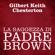 Gilbert Keith Chesterton - La saggezza di Padre Brown