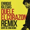DUELE EL CORAZON Remix feat Gente de Zona Wisin Single