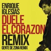 DUELE EL CORAZON (Remix) [feat. Gente de Zona & Wisin] - Single