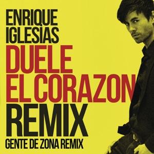 DUELE EL CORAZON (Remix) [feat. Gente de Zona & Wisin] - Single Mp3 Download